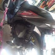 Motor Beat Hitam Murah (25669735) di Kota Jakarta Barat
