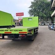 Harga Truk Canter Dutro 110 LD - 130 MD Long Los Bak - Bak Besi - Flat Deck (25670343) di Kab. Bekasi