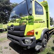 Harga Truk Hino Ranger 500 FL 235 - 260 JW Fuso Tronton Los Bak - Flat Deck (25673503) di Kab. Bekasi