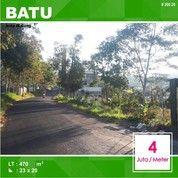 Tanah Poros Jalan Luas 470 Di Abdul Gani Atas Kota Batu Malang _ 200.20 (25673807) di Kota Malang