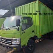 Harga Truk Colt Diesel Hino Dutro 130 MD Long Truk Cargo Box Besi (25673967) di Kab. Bekasi