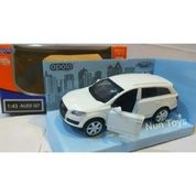 Kado Ulang Tahun Diecast Mobil Audi Q7 Bahan Metal/Besi Kualitas SNI (25678903) di Kota Semarang