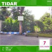 Tanah Kavling Luas 246 Di Tidar Depan Kota Malang _ 209.20 (25679279) di Kota Malang