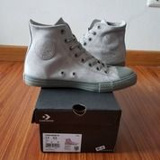 Sepatu Converse Chuck Taylor All Star Hi Mercury Grey (25684259) di Kota Bandung