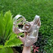 Heels Sepatu Pesta Wanita Import On Sale (25688311) di Kota Bandung