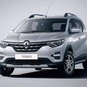 Renault TRIBER Type RXT MT Siap Delivery(SILVER) (25688535) di Kota Tangerang Selatan