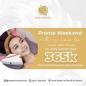 Rose Amor Lux Beauty Clinic Promo WEekend IPL Rp 365.000 (25690335) di Kab. Sidoarjo