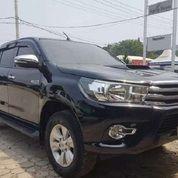 Toyota Hilux G 4x4 2017 (25690367) di Kota Palembang