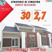 Rumah Ciwastra Bandung (25692739) di Kab. Bandung