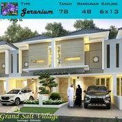 Rumah Bernuansa Religi Perum GRAND SALT VILLAGE Type Geranium 48/78 (25694575) di Kab. Sidoarjo