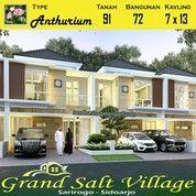 Rumah Bernuansa Religi Perum GRAND SALT VILLAGE Type Anthurium 72/91 (25694911) di Kab. Sidoarjo