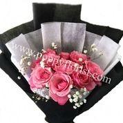 Buket Bunga Poppy Florist (25697071) di Kota Banjarmasin