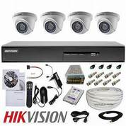 CAMERA CCTV HIKVISION 4 CHANEEL (25700715) di Kota Jakarta Pusat