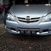 Toyota Avanza G Vvti Warna Silver Metalik (25703467) di Kota Palembang