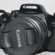 Canon EOS 600D Mulus Siap Hunting (25706311) di Kota Malang