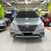 Toyota Innova G Mt 2015 Silver (25710655) di Kota Malang