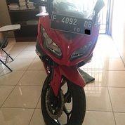 Kawasaki Ninja 250 Fi Merah Bulan September (25714223) di Kota Bogor