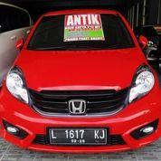 Brio E Satya 2017 KM 10 Rb Asli (25714459) di Kota Surabaya