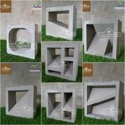 Roster Beton Batam - HP/WA: 08122833040 - OMAGENCE Breeze Blocks (25714751) di Kota Dumai