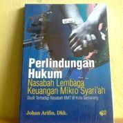 Buku Perlindungan Hukum Nasabah Lembaga Keuangan Mikro Syari Ah (25716207) di Kota Semarang