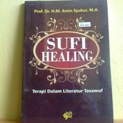 Buku Sufi Healing (25716527) di Kota Semarang