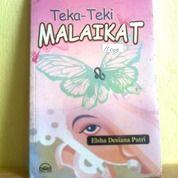 Buku Teka-Teki Malaikat (25716727) di Kota Semarang