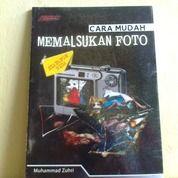 Buku Cara Mudah Memalsukan Foto (25716983) di Kota Semarang