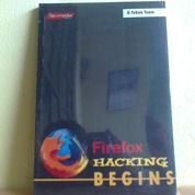 Buku Firefox Hacking Begins (25717011) di Kota Semarang