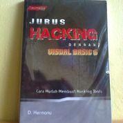 Buku Jurus Hacking Dengan Visual Basic 6 (25717075) di Kota Semarang