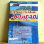 Buku Tips Dan Trik Rahasia Auto Cad (25717219) di Kota Semarang