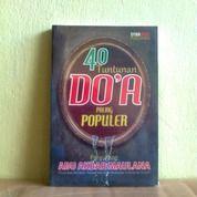 Buku 40 Tuntunan Doa Paling Populer (25717295) di Kota Semarang