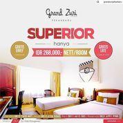 Grand Zuri Hotel Pekanbaru Promo Superior Hanya IDR 268.000/malam (25721163) di Kota Pekanbaru