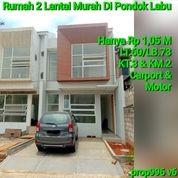 Rumah 2 Lantai Murah Strategis Dekat Pondok Labu Jakarta (25721503) di Kota Jakarta Selatan