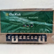 Automatic Voltage Regulator (AVR) Bo Kuk BKA - 6022N. Kondisi Baru Segel Plastik. (25722879) di Kota Jakarta Selatan