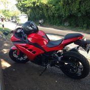 Kawasaki Ninja 250 FI Merah (25724511) di Kota Malang