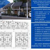 Rumah Termurah Di Prapen Wonocolo Jemursari Tenggilis Mejoyo Nginden Panjangjiwo 650 Jutaan Bisa KPR (25725007) di Kota Surabaya