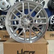 Velg Mobil Ring 17 Pelek Racing RAI-S1 HSR R17 Lebar 75 Inci (Baru) (25728611) di Kota Salatiga