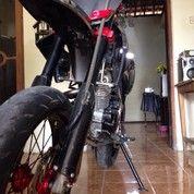 Kawasaki KLX 150S Modifikasi Supermoto (25730963) di Kota Padang