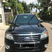 2011 Ford Everest XLT XLT XLT - Ford Everest XLT SUV 2011 Manual Hitam - Istimewa (25731123) di Kota Malang