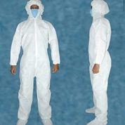 Coverall Suit / APD + Shoe Cover Murah (25731395) di Kota Bandung