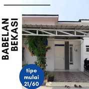 (Mega) Cluster Termurah Babelan Bekasi Rumah Baru (25731539) di Kota Bekasi