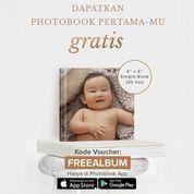 Photobook - Promo Launching Foto Gratis (25735319) di Kota Jakarta Selatan