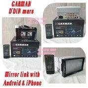 HU 2Din - D.DIN CARMAN CR-785 Mirrolink-AutotuneShop (25737915) di Kota Semarang