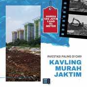 Tanah Kavling Jakarta Timur 15 Menit Mall Kelapa Gading (25741351) di Kota Jakarta Timur