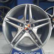 Velg Mobil Ring 18 Pelek Racing ROSTOCK S500 AM5055 HSR Ring 18 PCD 5x112 Lubang 5 (25747751) di Kota Semarang