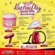 Candi Elektronik - Kartini Day Special Offer (25748039) di Kota Surakarta