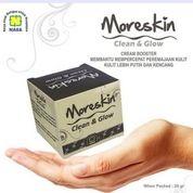 MORESKIN Clean & Glow Cream Murah (25748527) di Kota Bandung