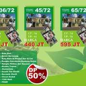 Rumah Syariah Dan Kavling Kota Wisata Batu (25749579) di Kota Batu