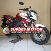 Yamaha Vixion Ks Tahun 2014 Merah Angsuran Murah (25754659) di Kota Jakarta Pusat