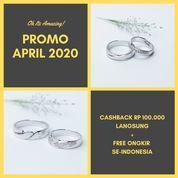 Zavira Jewelry Promo Cashback Rp 100k + FREE ONGKIR (25757331) di Kota Jakarta Selatan